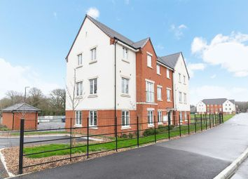 Thumbnail 2 bed flat for sale in Somerley Drive, Forge Wood, Crawley, West Sussex