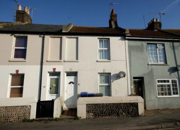 Thumbnail 3 bed terraced house for sale in 21 Lyndhurst Road, Worthing, West Sussex