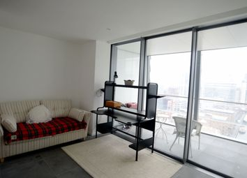 Thumbnail Studio to rent in Lawn House Close, London