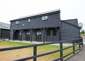 Thumbnail 4 bedroom barn conversion to rent in Home Farm Barn, Stradishall