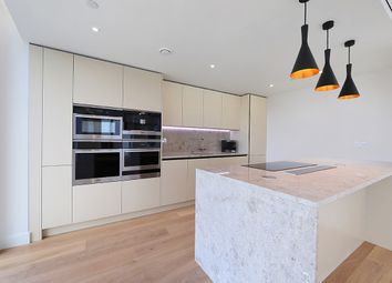 Thumbnail 3 bed flat to rent in 150 Vaughan Way, London