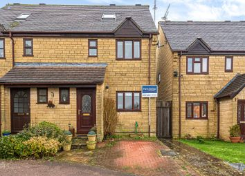 Thumbnail 4 bed semi-detached house for sale in Michaels Mead, Cirencester