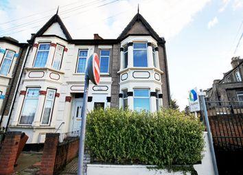 Thumbnail 3 bedroom end terrace house for sale in Calderon Road, Leyton