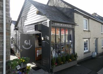 Thumbnail Retail premises for sale in The Smokehouse, Fore Street, Grampound