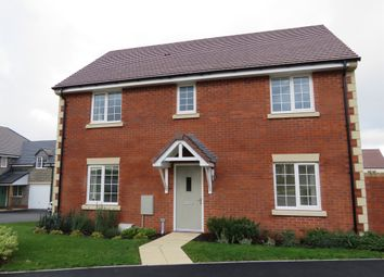 Thumbnail 4 bed detached house for sale in Knight Road, Wells, Wells