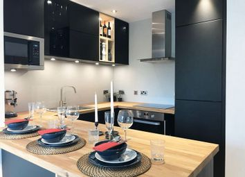 Thumbnail 2 bedroom flat for sale in Charcot Road, London