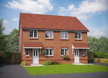 Thumbnail 3 bedroom semi-detached house for sale in Parc Tyddyn Bach, Holyhead, Anglesey