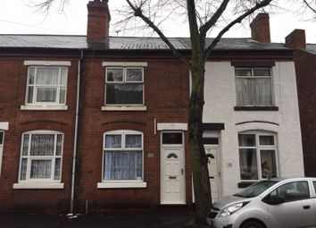 Thumbnail 3 bedroom terraced house for sale in Scarbrough Road, Walsall, West Midlands