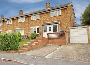 Thumbnail 3 bed end terrace house for sale in The Paddocks, Stevenage