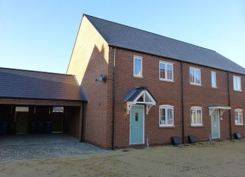 Thumbnail 3 bed property for sale in Sedgefield, Bicester
