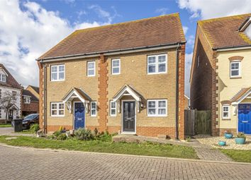 Thumbnail 3 bed semi-detached house for sale in Hunnisett Close, Selsey, Chichester, West Sussex