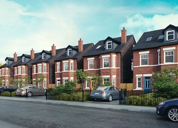 Thumbnail 5 bedroom detached house for sale in Plot 6, Skaife Road, Sale