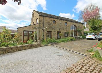 Thumbnail 4 bed detached house for sale in School Street, Honley, Holmfirth
