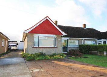 Thumbnail 2 bed semi-detached bungalow for sale in Hill Close, Istead Rise