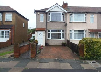Thumbnail 3 bed end terrace house for sale in Windsor Road, Enfield