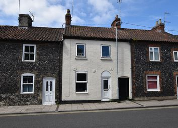 Thumbnail 3 bed terraced house to rent in Earls Street, Thetford, Norfolk