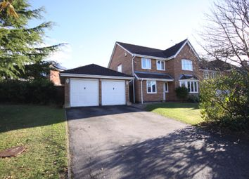 Thumbnail 4 bed detached house for sale in Leafy Lane, Whiteley, Fareham