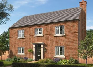 Thumbnail 4 bed detached house for sale in The Moreton 2, Wharford Lane, Runcorn, Cheshire