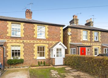 Thumbnail 2 bed end terrace house for sale in Magazine Cottages, Old Manor Lane, Chilworth, Guildford
