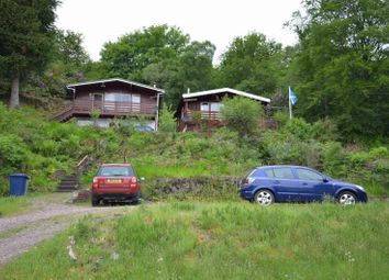 Thumbnail 2 bed lodge for sale in Hollybank Lodge Tighnabruaich Road, Tighnabruaich