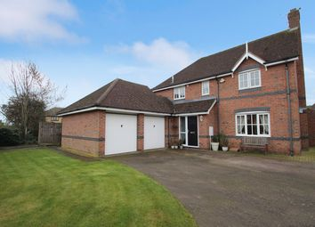 Thumbnail 4 bed detached house for sale in Crawford Lane, Kesgrave, Ipswich
