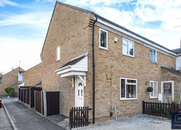 William Drive, Eynesbury, St. Neots PE19. 3 bed end terrace house for sale