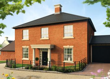 "Thumbnail 5 bed detached house for sale in ""The Annesley "" at Pitt Road, Winchester"