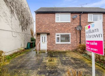 Thumbnail 2 bed semi-detached house for sale in Duke Of York Street, Wakefield