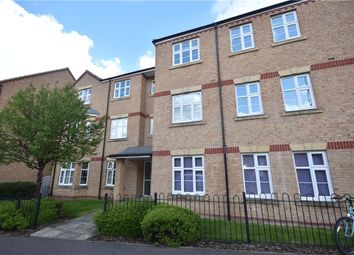 Thumbnail 2 bed flat for sale in Darwin Crescent, Loughborough, Leicestershire