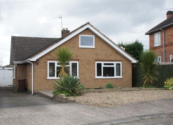 Thumbnail 3 bed detached bungalow for sale in Rosebery Road, Anstey, Leicester