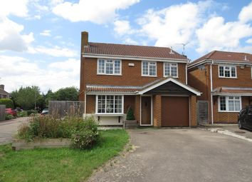 Thumbnail 4 bed detached house to rent in West Rising, Northampton