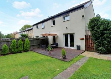 Thumbnail 3 bed end terrace house for sale in Sheepwalk, Paston, Peterborough