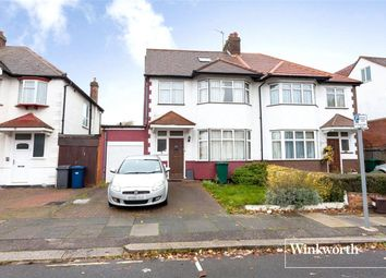 Thumbnail 4 bed semi-detached house to rent in Chatsworth Avenue, London