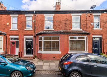 Thumbnail 3 bed terraced house for sale in Cleveleys Avenue, Chorlton, Manchester