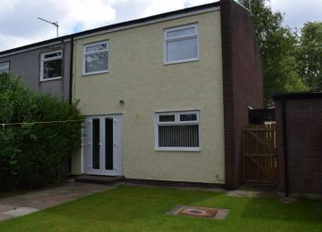Thumbnail 3 bedroom semi-detached house for sale in Hotspur Close, Manchester