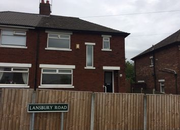 Thumbnail 3 bed semi-detached house to rent in Lansbury Road, Huyton, Liverpool