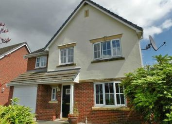 Thumbnail 5 bed detached house for sale in Manhattan Gardens, Chapelford Village, Warrington, Cheshire