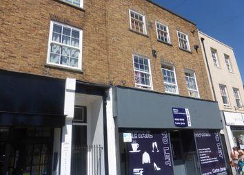 Thumbnail 4 bedroom maisonette for sale in High Street, Newmarket