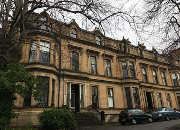 Thumbnail 3 bed flat to rent in Crown Terrace, Dowanhill