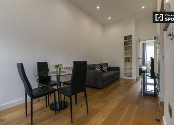 Thumbnail 1 bed property to rent in Peabody Estate, Dufferin Street, London