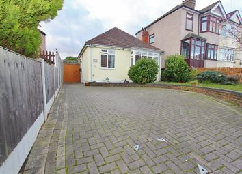 Thumbnail 2 bedroom detached bungalow for sale in Mashiters Hill, Romford