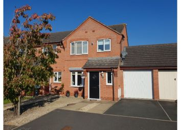 Thumbnail 3 bed end terrace house for sale in The Meadows, Bromsgrove