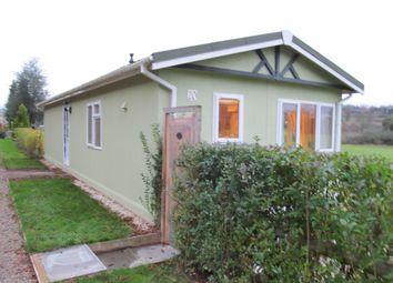 Knowle Sands Park, Highly Road, Eardington, Bridgnorth, Shropshire WV16. 2 bed mobile/park home