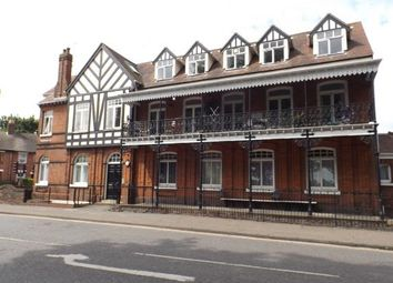 Thumbnail 2 bed flat for sale in Wimpole Road, Colchester, Essex