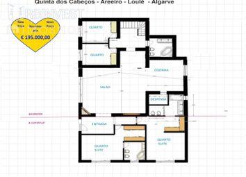 Thumbnail Detached house for sale in Sitio Do Areeiro, (Estrada Loulé » Almancil) - Loulé, Loulé, Faro