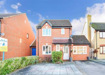3 bed link-detached house for sale in Hostier Close, Halling, Rochester, Kent ME2