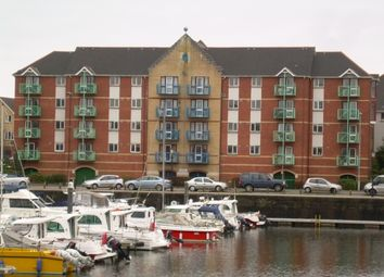 Thumbnail 1 bed flat to rent in Empress House, Maritime Quarter, Swansea.
