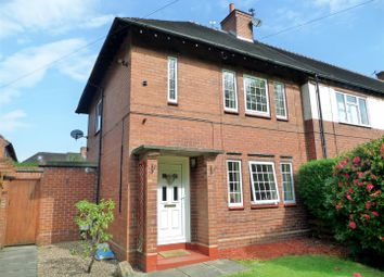 Thumbnail 2 bed semi-detached house to rent in Town Green, Higher Whitley, Warrington