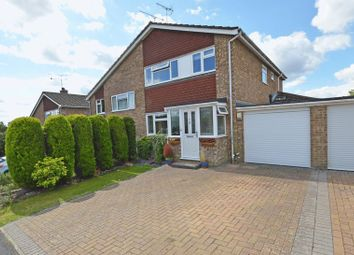 Thumbnail 4 bed semi-detached house for sale in Wentworth Gardens, Alton