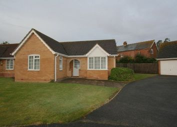 Thumbnail 2 bed detached bungalow to rent in Hinton View, Haddenham, Ely